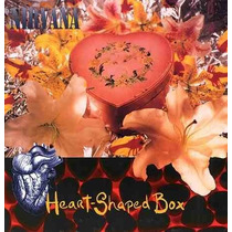 Nirvana Heart Shaped Box Cd Raro Original Importado Confira!