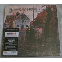 Black Sabbath Lp 180 Gramas Rhino Vinyl Selado