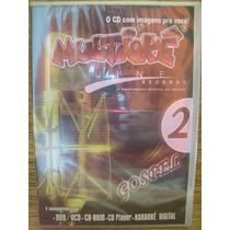 4 Em 1 Dvd Cd Vcd Karaokê Multiokê Gospel 2 Line Record