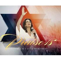 Renascer Praise 18 - Cd - Canto De Sião Ao Vivo - Original