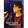 Dvd+cd-abel Duerê-ombaka Ao Vivo-com Encarte Interno-ot. Est