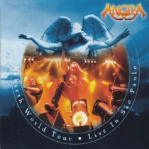 Cd Angra - Rebirth World Tour Live In Sao Paulo (2002)