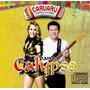 Cd Banda Calypso Ao Vivo Em Caruaru - Pe 2012