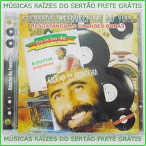 Cd Sertanejo Gaúcho Da Fronteira Música Forró Vanerão Gaita