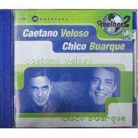 Cd O Melhor De 2 Caetano Veloso E Chico Buarque Usado