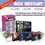 Box Restart - Edição Especial - Com 4 Cds + 2 Dvds + Livro