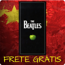 Box Set The Beatles Original Studio Stereo Frete + Brinde