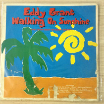 Lp Eddy Grant Walking On Sunshine (raro)