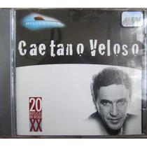 Cd De Musica Caetano Veloso Original Usado