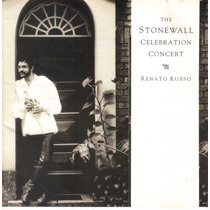 Cd Renato Russo - The Stonewall Celebration - Legiao Urbana