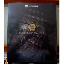 Martinho Da Vila - Samba Book - Dvd+2 Cd+partituras+livro