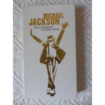 Michael Jackson- Ultimate Collection 4 Cd