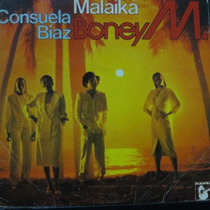 Boney M - Malaika - Consuela Biaz - Compacto Vinil Raro