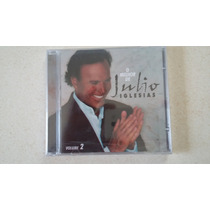 Cd Julio Iglesias Vol. 2 Lacrado.