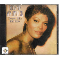 Cd Dionne Warwick Greatest Hits 1979-1990