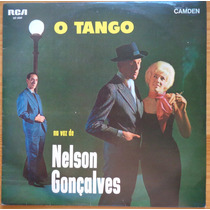 Nelson Gonçalves Lp Nacional O Tango Na Voz De Nelson 1970