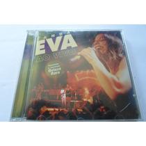 Cd Banda Eva - Ao Vivo + Bom Estado + Frete Grátis P/ Sp
