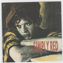 Cd Simply Red - Picture Book (1985) 1º Album Da Carreira