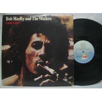 Lp Bob Marley & The Wailers - Catch A Fire (1973) Importado