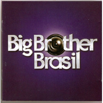 Cd Big Brother Brasil - Vida Real ( Rpm ) - Novo***