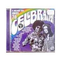 Lata 3 Cds - Celebration *o Melhor Dos Anos 70 (som Livre)