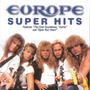Cd Europe - Super Hits (the Final Countdown , Carrie)
