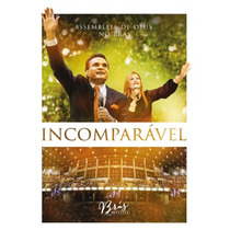 Dvd Assembleia De Deus Do Brás - Incomparável.