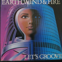 Earth, Wind & Fire - Let´s Groove - In T Compacto Vinil Raro