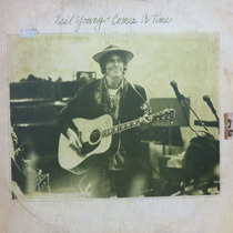 Lp - Neil Young - Comes A Time - Vinil Raro