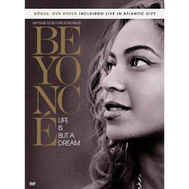 Beyoncé Life Is But A Dream Dvd Duplo Lacrado Original Sony