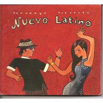Cd - Nuevo Latino - Putumayo Presents - Digipack - Importado
