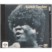 Cd Koko Taylor - Love You Like A Woman
