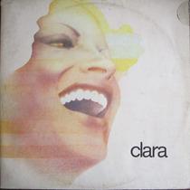 Lp Clara Nunes Canto Das Tres Raças Capa Poster