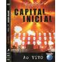 Capital Inicial Dvd Ao Vivo Rock In Rio Original Lacrado
