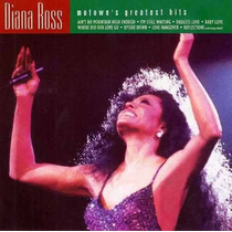 Cd - Diana Ross - Motown´s Greatest Hits - Minha História