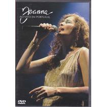 Joanna - Dvd Ao Vivo Em Portugal - 2006 - Seminovo