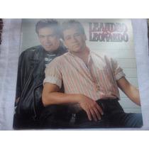 Lp Leandro & Leonardo 1992 Ótimo
