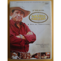 Galego Aboiador- Dvd A Voz Da Vaquejada 1º- 2008- Original!