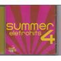 Summer Eletrohits 4 - Raridade Cd Original Lacrado Somlivre