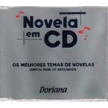 Cd - Novela Em Cd Doriana * Ritchie, Elba, Ivete Sangalo