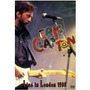 Dvd Eric Clapton - Live In London 1985*lacrado/novo
