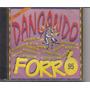 Dançando Forró 95 - Raridade Cd Original Lacrado Somlivre