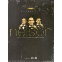 Nelson Gonçalves Eternamente Dvd Lacrado Original Sony Music