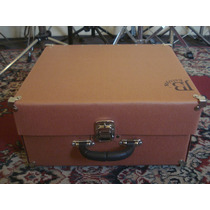Case / Estojo Para Compacto De Vinil - Disco Lp 38x33x23 Cm