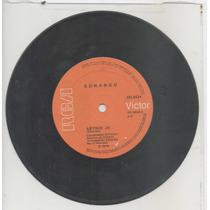 Compacto Vinil Ednardo - Artigo 26 - Longarinas - 1976 - Rca