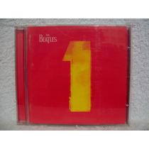 Cd The Beatles - 1 (one) 27 Sucessos Originais Num Só Cd !!