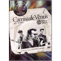 Dvd Camisa De Vênus - Ao Vivo No Festival De Verão