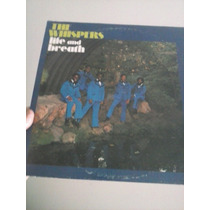Lp - Vinil - The Whispers - Life And Breath - Importado