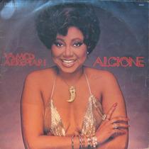 Alcione - Vamos Arrepiar - Rca 1982 Com Encarte Poster
