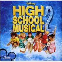 Cd Lacrado High School Musical 2 Trilha Sonora Original 2007
